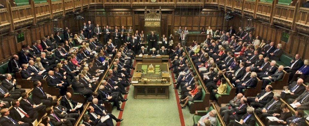 Cámara de los Comunes. Imagen por: lasislas.eu