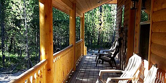 Island Park cabin rentals