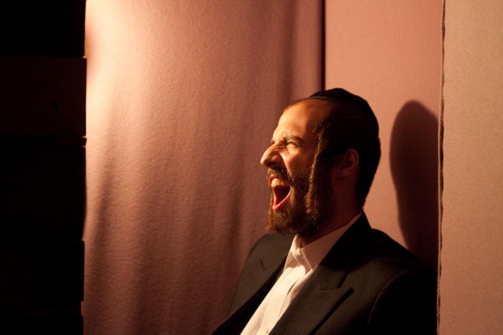 Yawning Booth