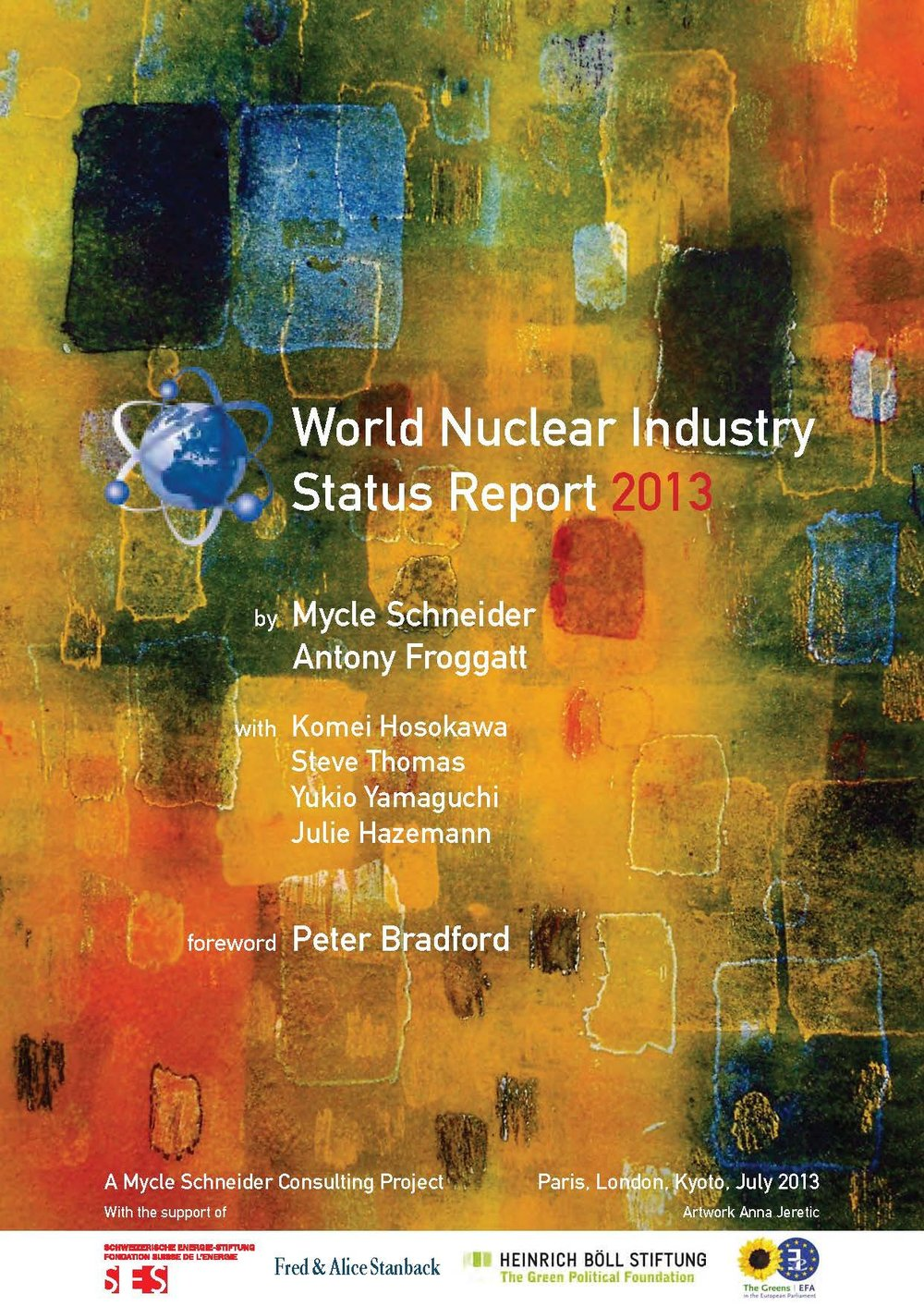World Nuclear Status Report