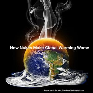 CO2 Smoke Screen: New Nukes Make Global Warming Worse Presentation