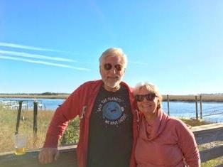 Arnie and Maggie Gundersen