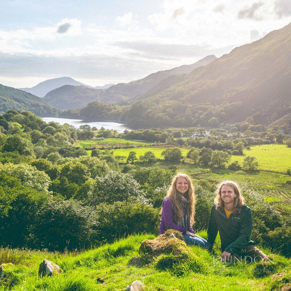 Llyn Gwynant, Snowdonia - August 30, 2018 - 17:40