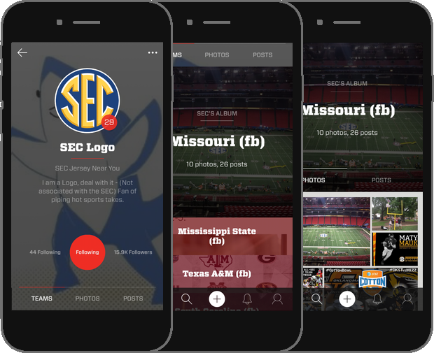 See SEC Logo's full fancred profile