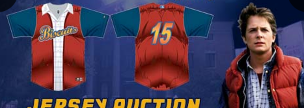 Back to the Future Jerseys