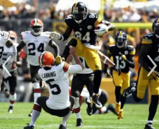 STEELERS THIS IS SPARTA
