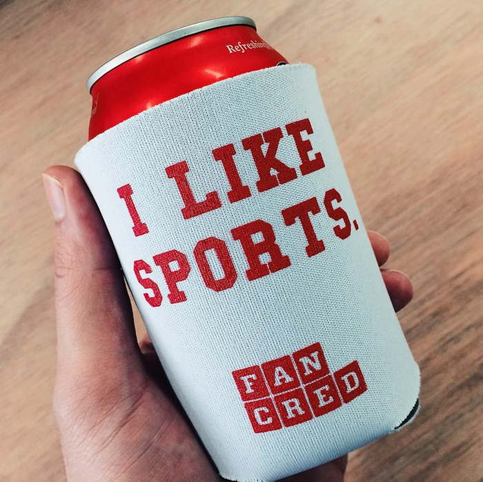Fancred Koozies I like Sports