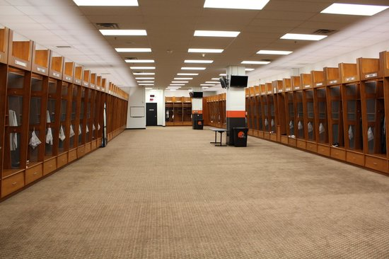 Inside Every Nfl Locker Room Make Gameday Everyday