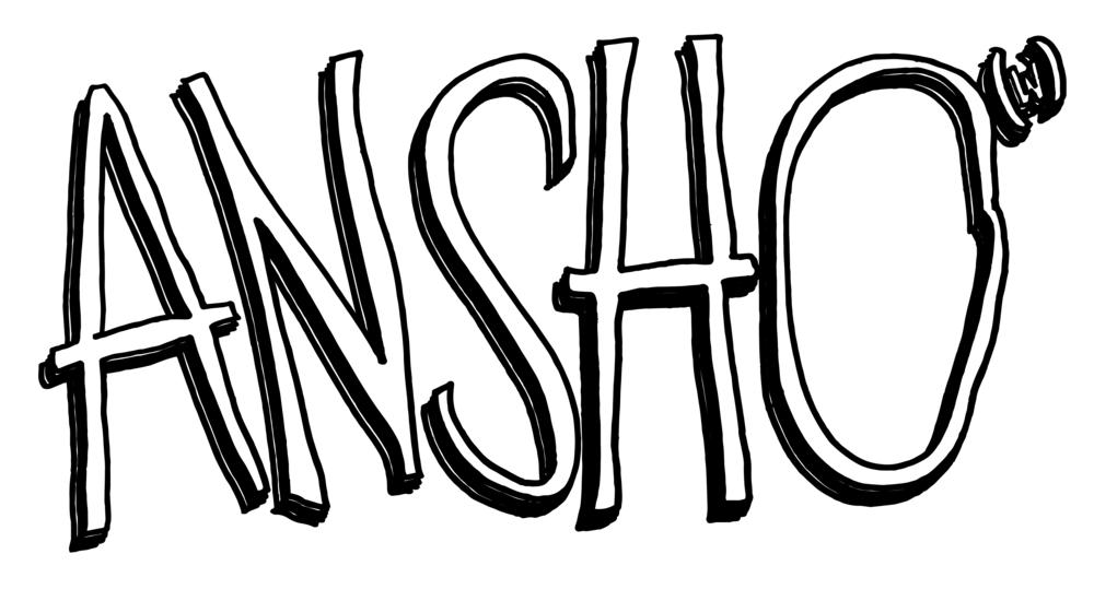 AN SHO(w) Primary Logo Design