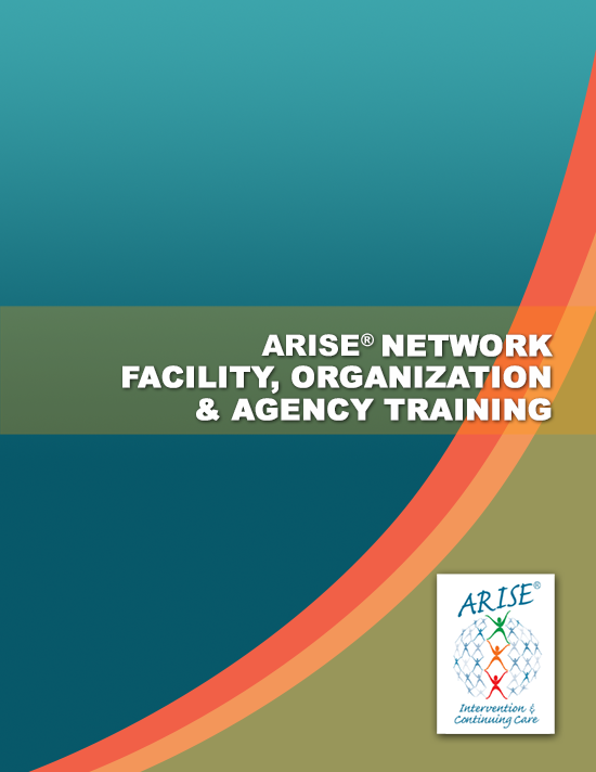 Click to Download ARISE® FACILITY, Organization & AGENCY training pdf
