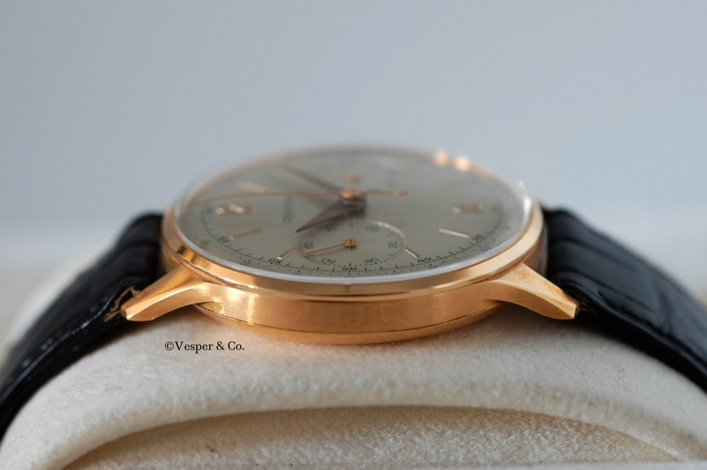 zenith chronograph vintage 1950's
