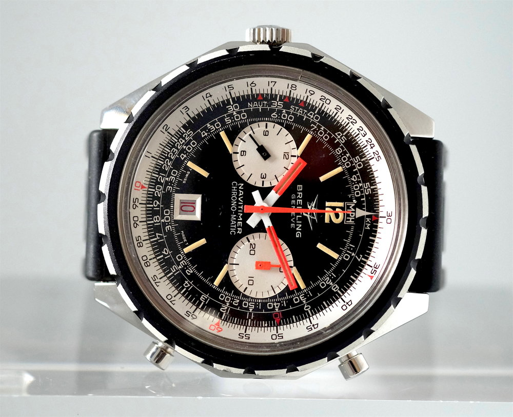 Breitling navitimer Chrono-Matic 1806*  SOLD