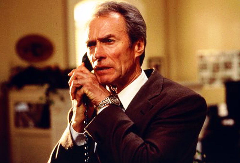 Clint Eastwood Tightrope (1984)