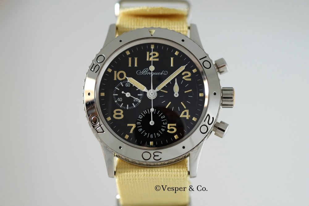 Breguet Type XX steel  1996 SOLD
