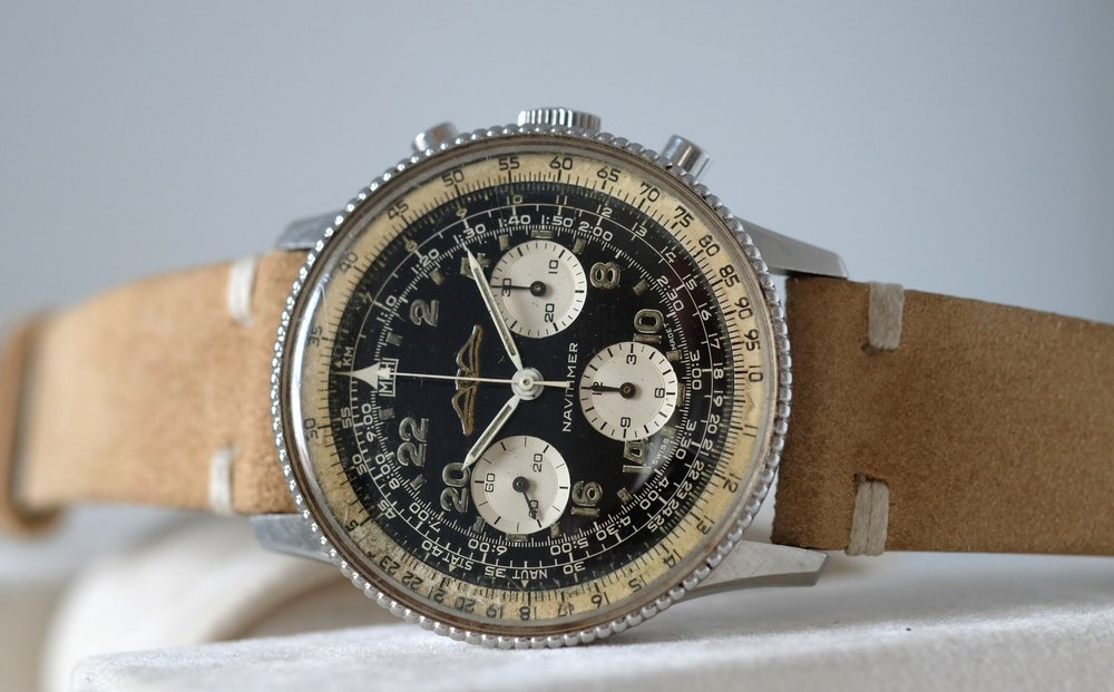 "Breitling Cosmonaute ref. 809 ""Scott Carpenter"" SOLD"