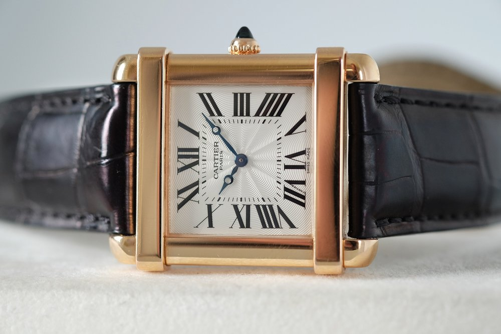 Cartier Tank Chinoise Collection Privée SOLD