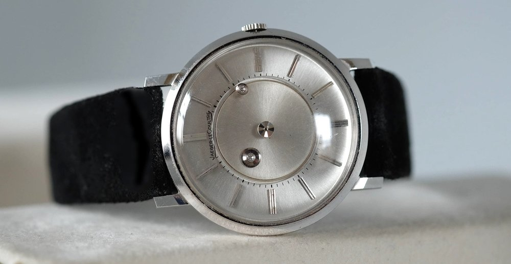 Jaeger LeCoultre Galaxy Mystery dial White Gold   SOLD