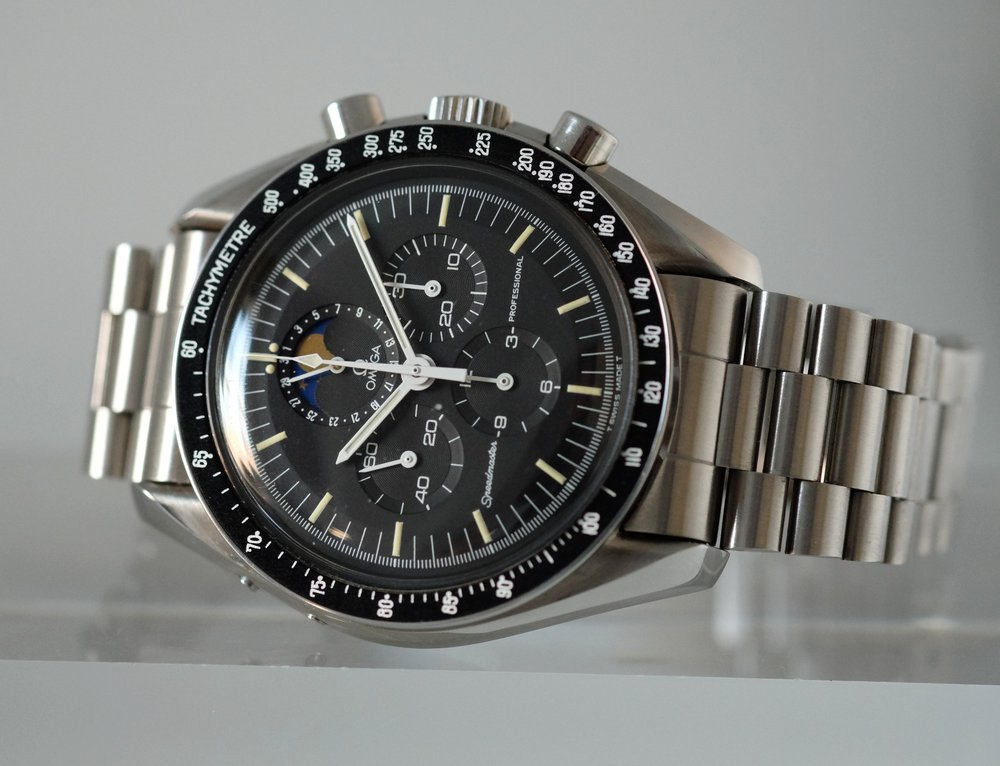 Speedmaster Moonphase Ref. ST 345.0809   SOLD