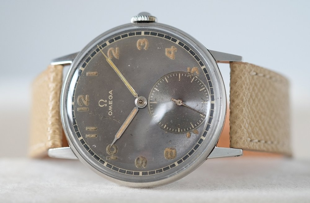 Oversized Calatrava Radium Dial   SOLD