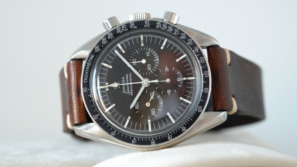 Speedmaster Professional Tropical 145.012-67SP   SOLD