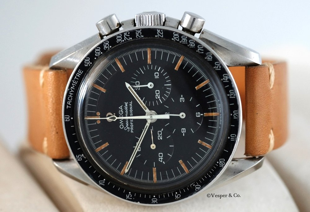 Speedmaster Professional Ref. 145.012-68 SP   SOLD