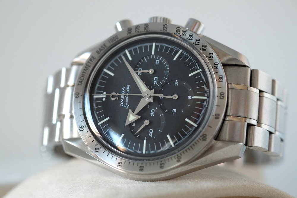 Omega Speedmaster Broad Arrow Re-Edition Ref. 3594.50   SOLD