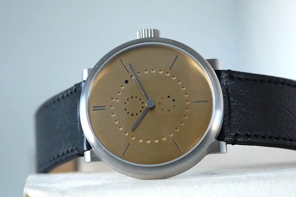 Annual Calendar Titanium 42mm   SOLD