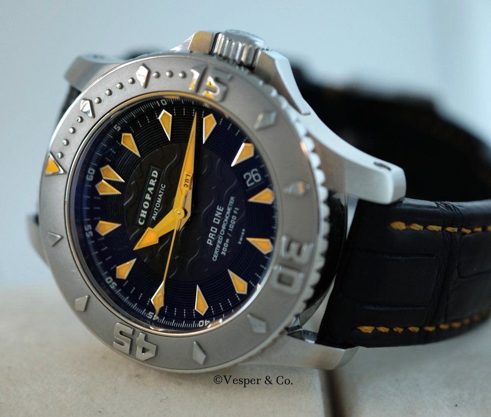 Chopard Pro One Steel   SOLD