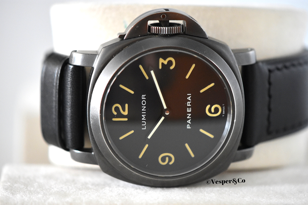 Panerai Luminor PAM 9B PVD   SOLD