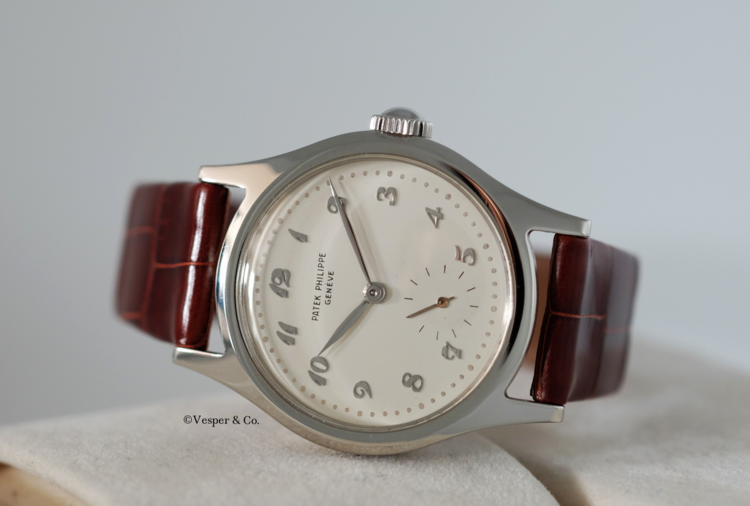 Patek Philippe Ref. 565 Stainless Steel   SOLD