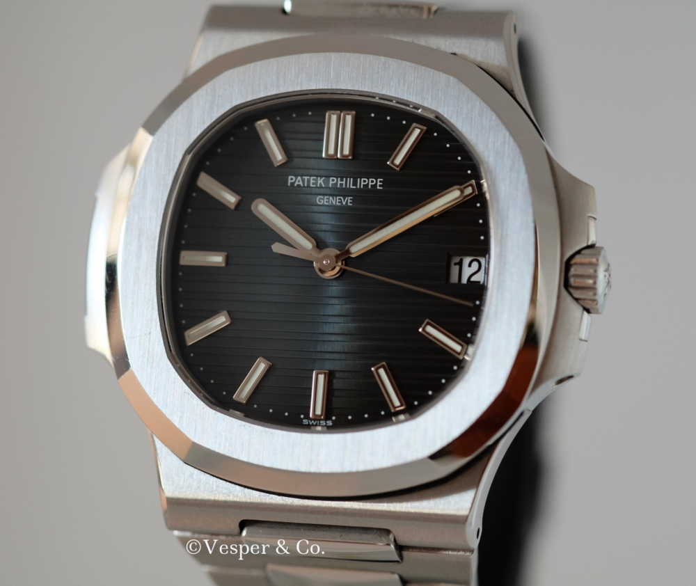 Patek Philippe Nautilus Ref. 5711/1A Stainless Steel   SOLD