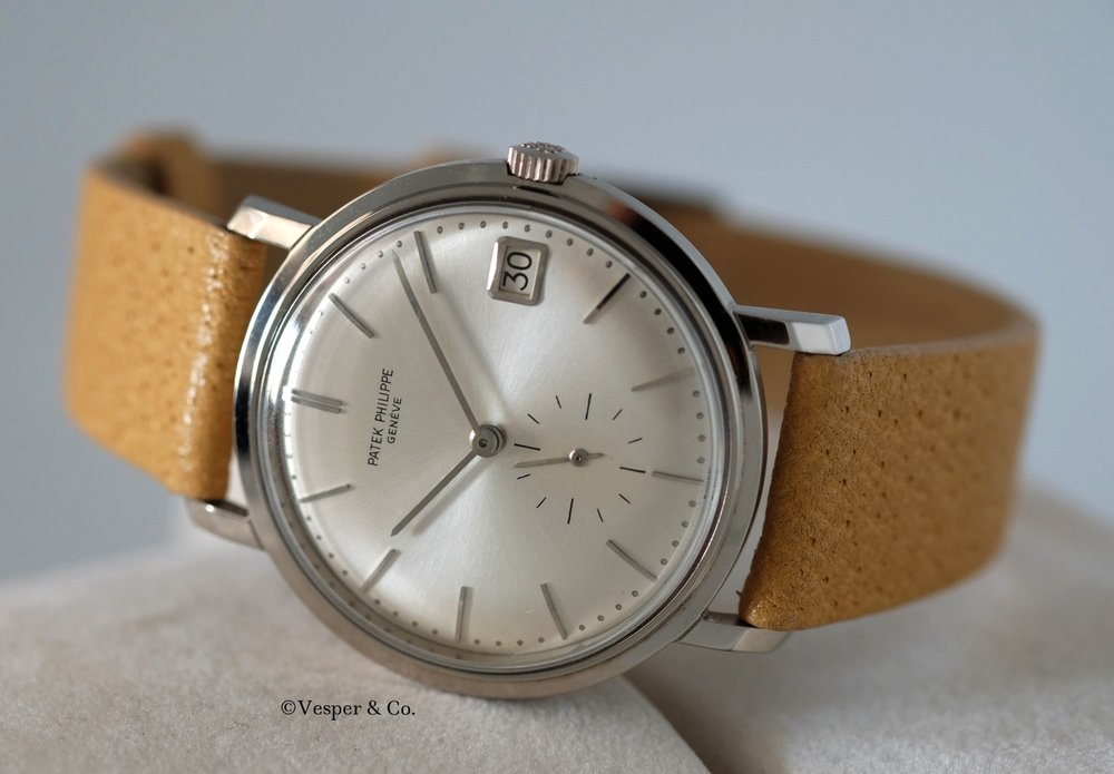 Patek Philippe Ref. 3445 White Gold   SOLD