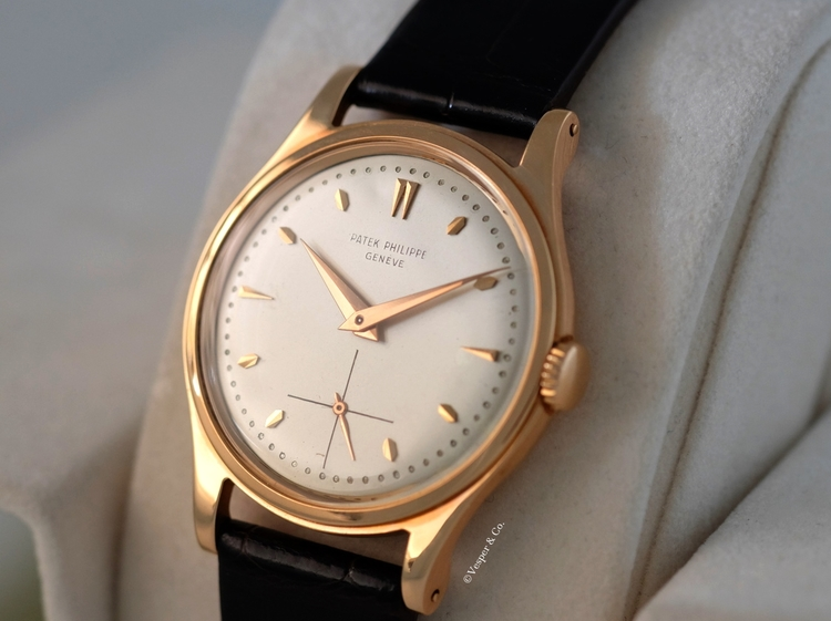 Patek Philippe Ref. 2509 Pink Gold   SOLD