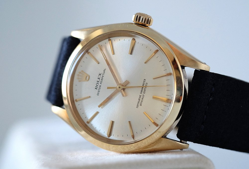 Rolex Oyster Gold Ref. 1012   SOLD