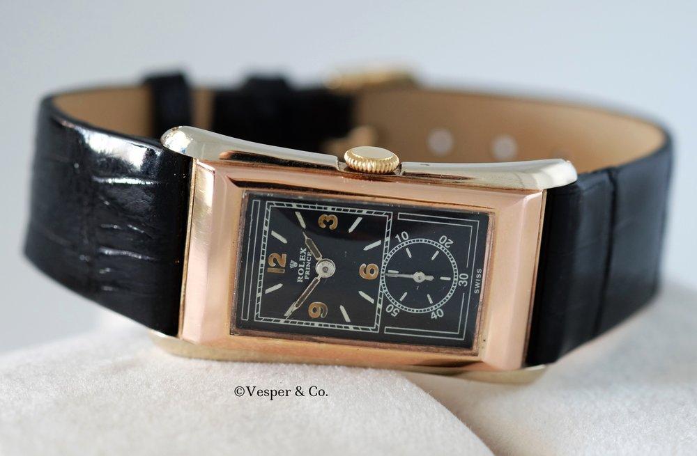 Rolex Prince Gold & Steel Ref. 1490   SOLD