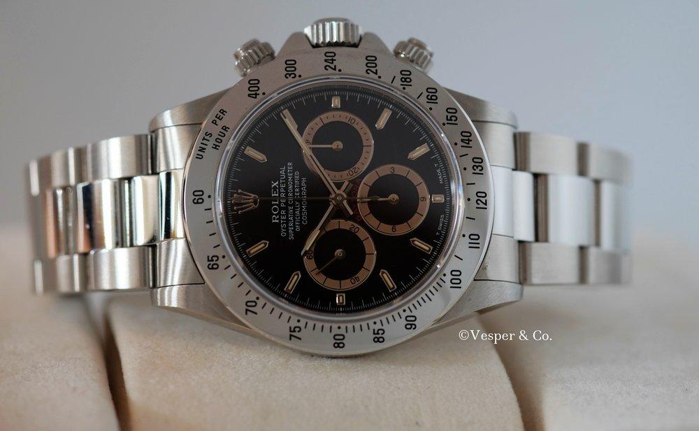 "Rolex Daytona ""Tropical"" Ref. 16520 SOLD"