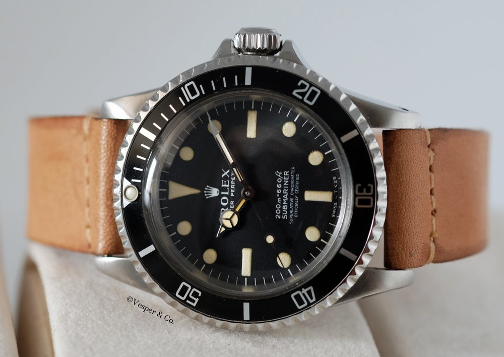 Rolex Submariner Ref. 5512   SOLD