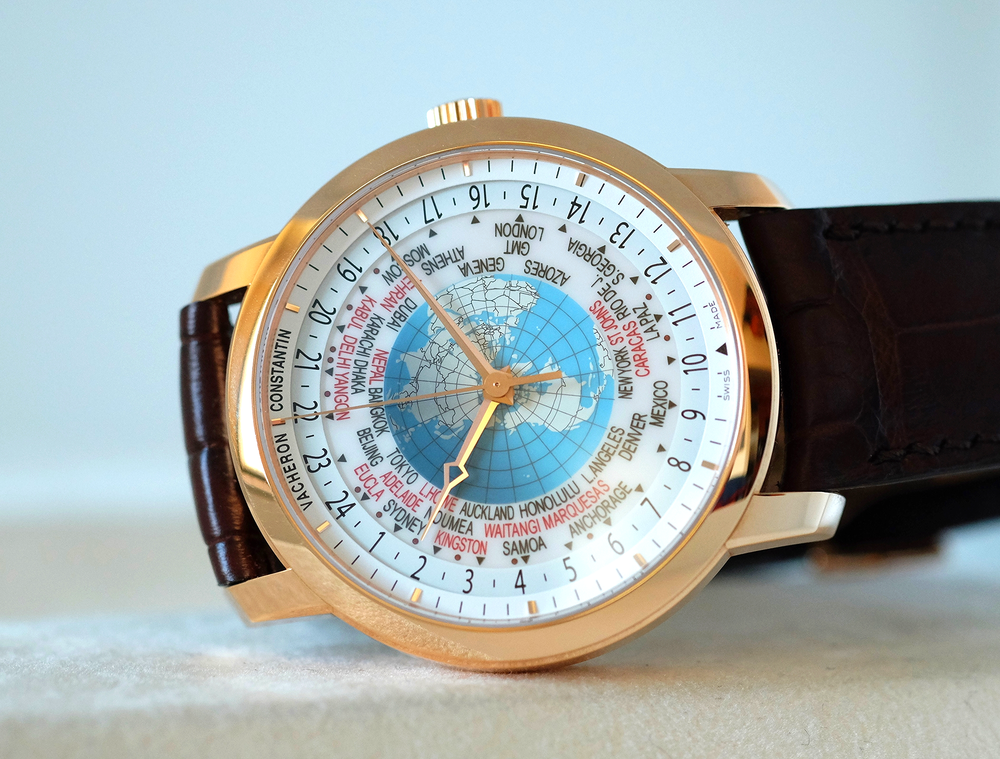 Traditionelle World time SOLD