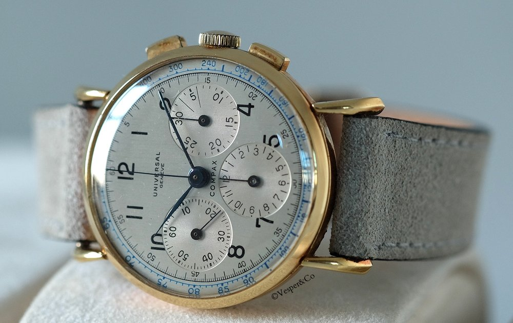 Compax Chronograph Ref.  12314   SOLD