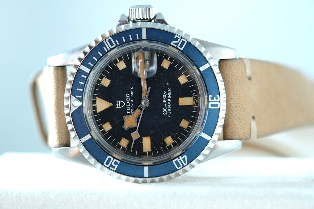 "Tudor ""Snowflake"" Submariner Ref 7021/0   SOLD"