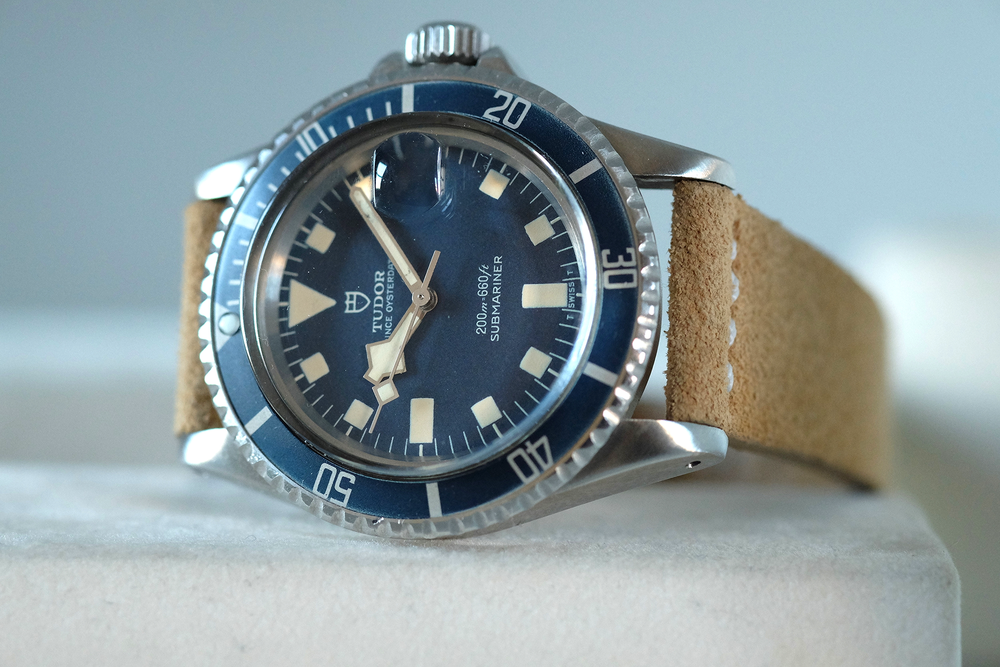 "Tudor ""Snowflake"" Submariner Ref. 9411/0   SOLD"
