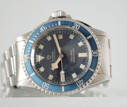 "Tudor ""Snowflake"" Submariner Ref. 7021/0 SOLD"