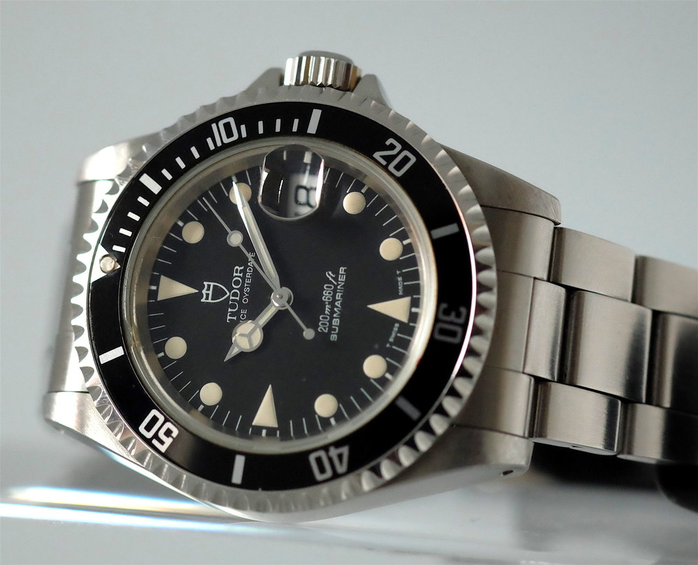 Tudor Submariner 79090 Box & papers SOLD