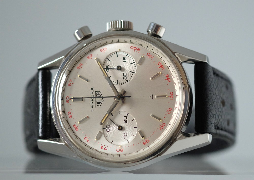 Heuer Carrera 3647T SOLD