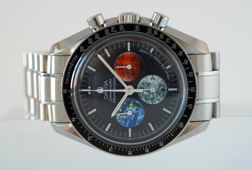 Speedmaster Professional Mission to Mars   SOLD