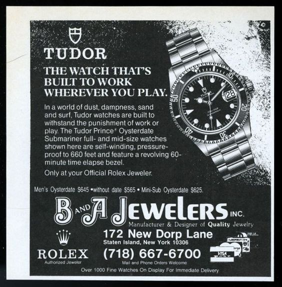 Tudor-advertising