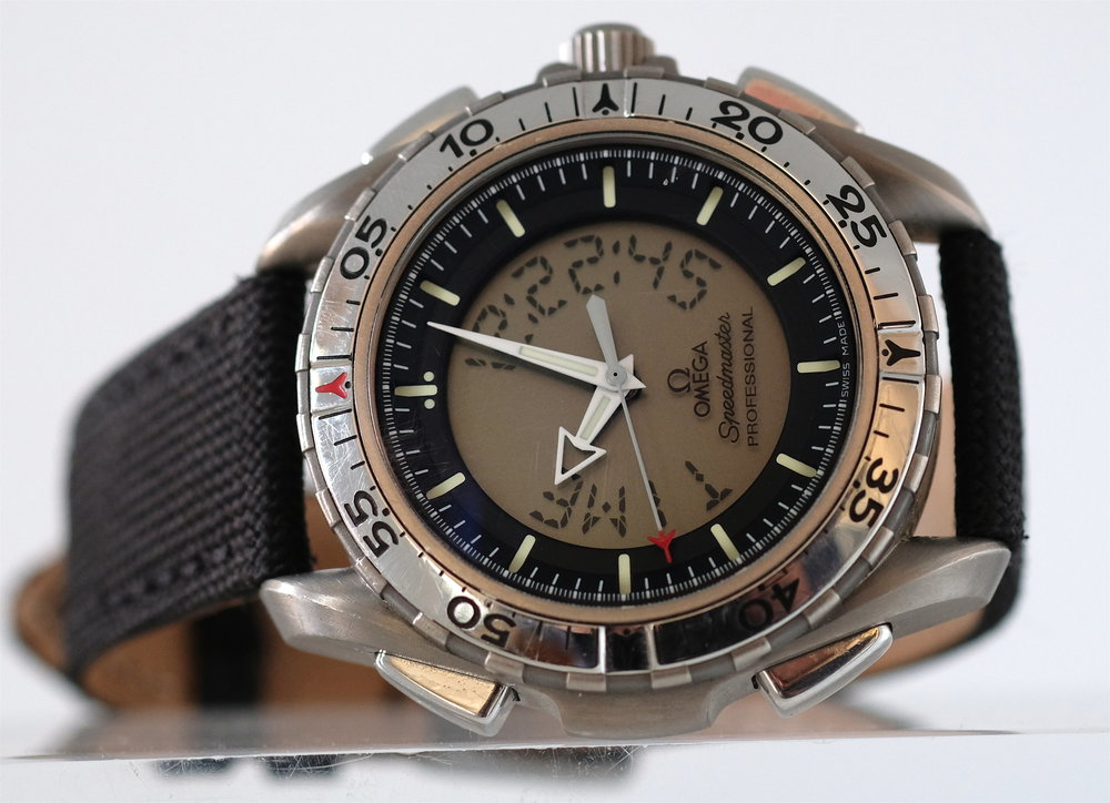 Omega Speedmaster X-33 1st Generation Price: $1,695