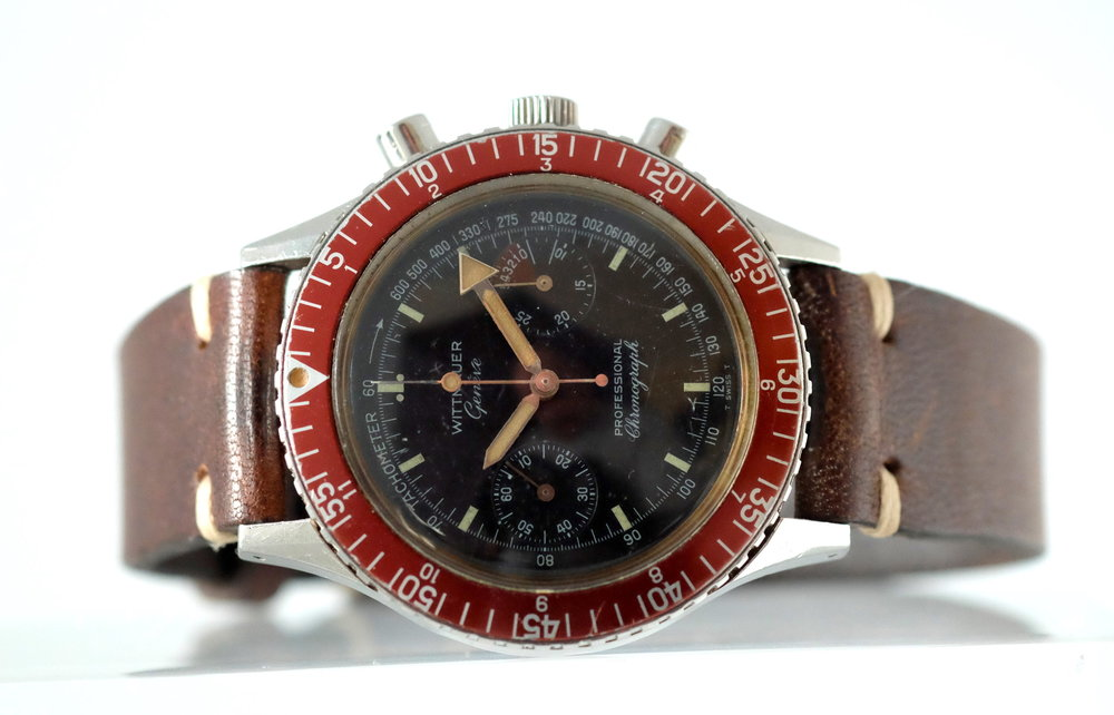 Wittnauer Professional Chronograph Ref. 7004A   SOLD
