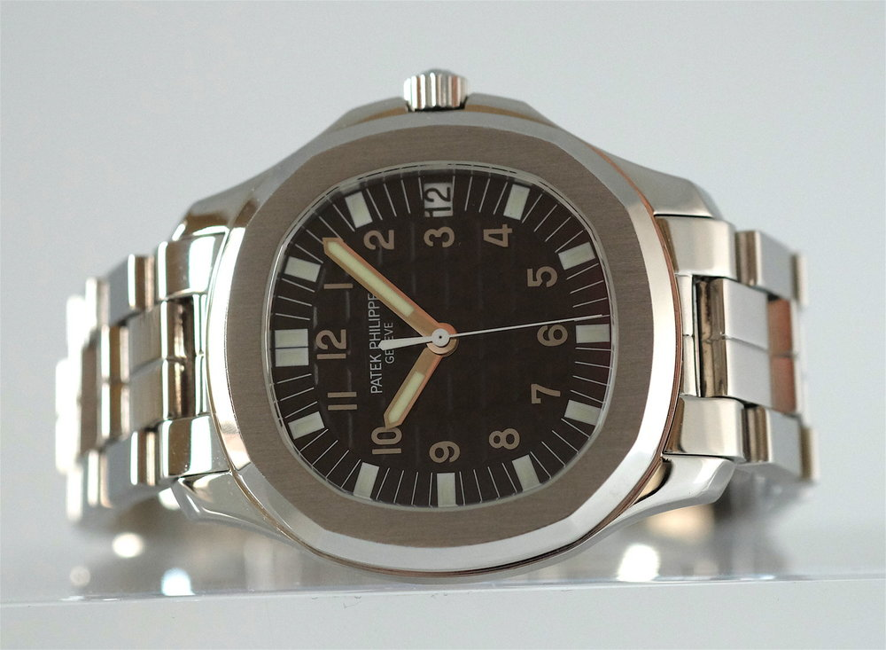 Patek Philippe Aquanaut Ref. 5065   Sold