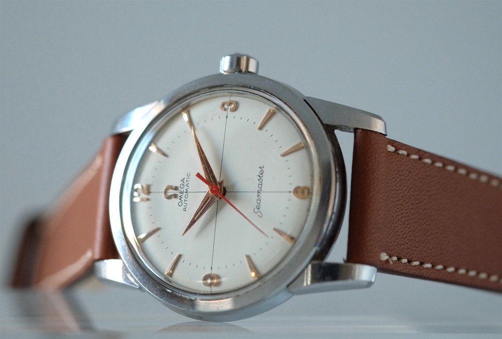 Omega Seamaster Cross-hair   SOLD